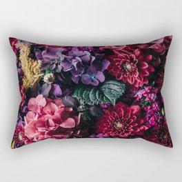 FLOWERS - FLORAL - GARDEN Rectangular Pillow