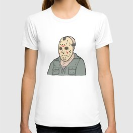 Jason Voorhees part 3 T-shirt