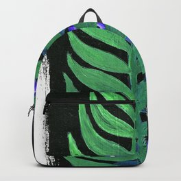 garden flowers Backpack