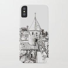 garden tower Slim Case iPhone X