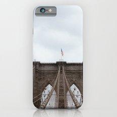 Brooklyn Bridge iPhone 6s Slim Case