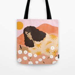 Digital Spirituality Tote Bag