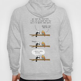 The excuse Hoody