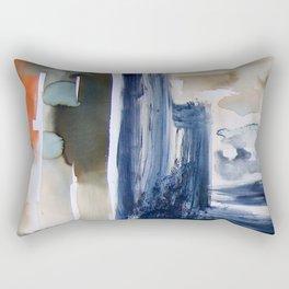 Landscape with Argonauts - Abstract 0025 Rectangular Pillow