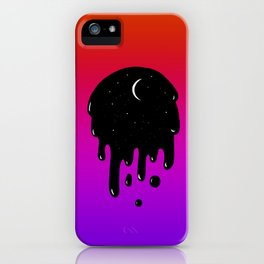 Bleed Through iPhone Case