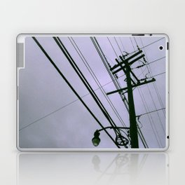 Power Lines Laptop & iPad Skin