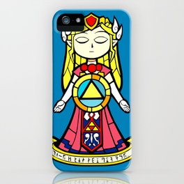 Holder of the Light iPhone Case