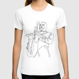 Caffeine Jolt Jazz T-shirt