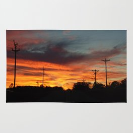 Country Sunset 2 Rug