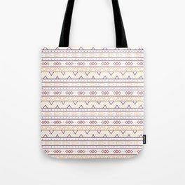 Modern Abstract Pattern Art Prints Tote Bag