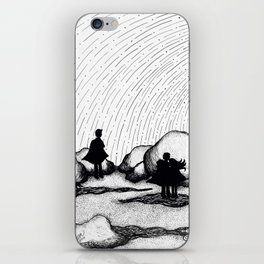 Selkie Beach iPhone Skin