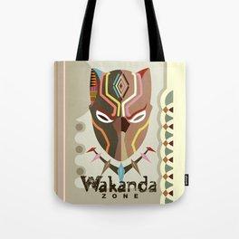 Wakanda Zone Tote Bag