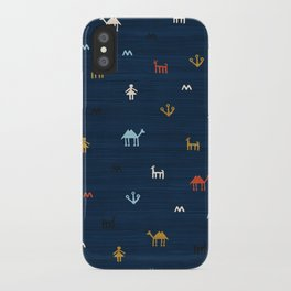 Jarmo in Blue iPhone Case