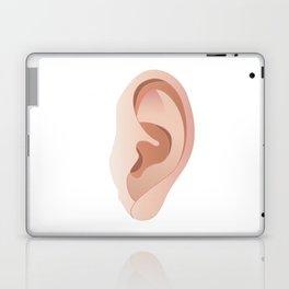 Ear Laptop & iPad Skin