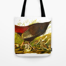 Great American Hen Tote Bag