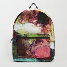Complicated garden Backpack