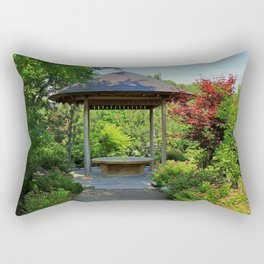 No Entanglements Rectangular Pillow