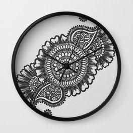 Sneha (Love) #3 Wall Clock