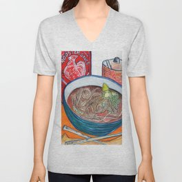 Ode To Pho Unisex V-Neck