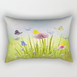 Fruehling - Spring Rectangular Pillow