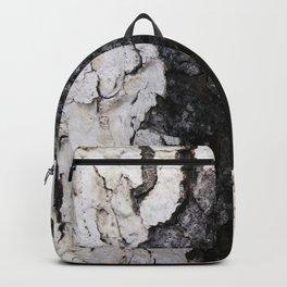bark abstact no1 Backpack