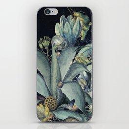 Magic Garden: Twilight I iPhone Skin