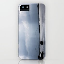 Howrah Brige iPhone Case