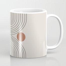 Modern Minimalistic Art Coffee Mug