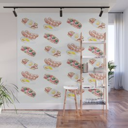 Breakfast for you #3 Wall Mural
