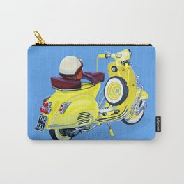 I Got Wheels Carry-All Pouch
