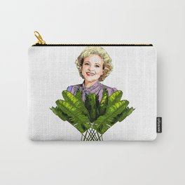 Rose the Golden Girl Carry-All Pouch