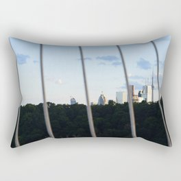 Toronto Series - Fenced Rectangular Pillow