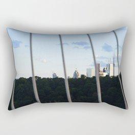 Toronto Series - Fenced Rectangular Pillow