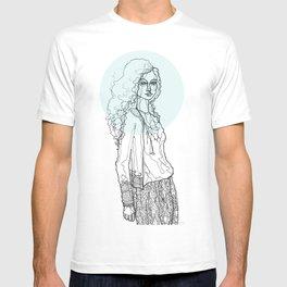 Teal Nimbus T-shirt