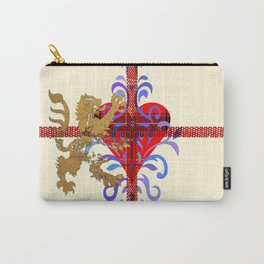 Lion Heart I Carry-All Pouch