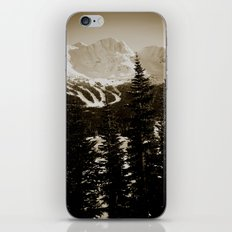 whistler, BC iPhone & iPod Skin