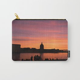 Sunset in Toulouse Carry-All Pouch
