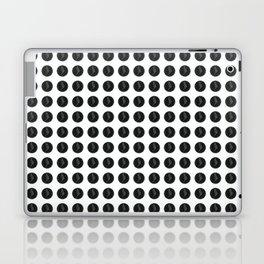(Overworked) Guardian Angel Polka Dots Laptop & iPad Skin