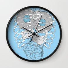 Internal Rhythm Wall Clock