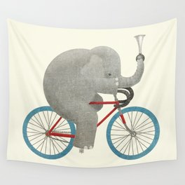 Ride (colour option) Wall Tapestry