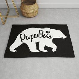 papa bear Rug