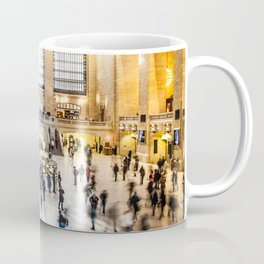 Grand Central Station New York City Coffee Mug
