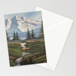 Mountain Hideout 2 Stationery Cards