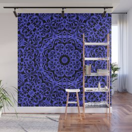 Floral Wrought Iron G15 Wall Mural