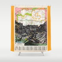 arizona Shower Curtains featuring Arizona by Ursula Rodgers