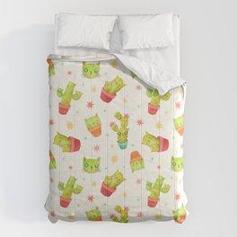 Catcus Comforters
