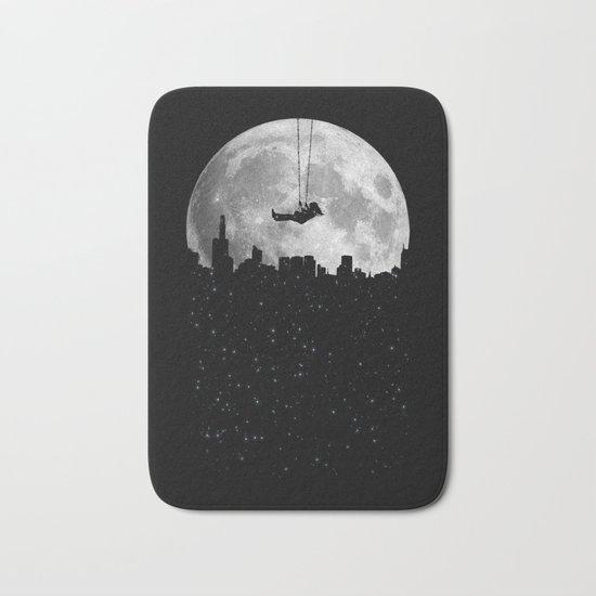 The Moon Swing Bath Mat
