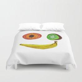 Happy Fruit I Duvet Cover