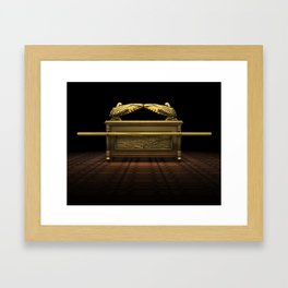 Ark of the Covenant Framed Art Print
