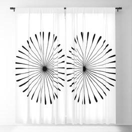 Sunburst Blackout Curtain